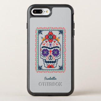 Frida Kahlo | Calavera OtterBox Symmetry iPhone 8 Plus/7 Plus Case
