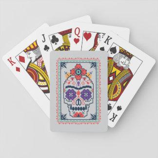 Frida Kahlo | Calavera Poker Deck