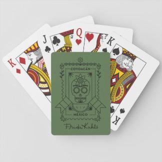 Frida Kahlo   Coyoacán Playing Cards