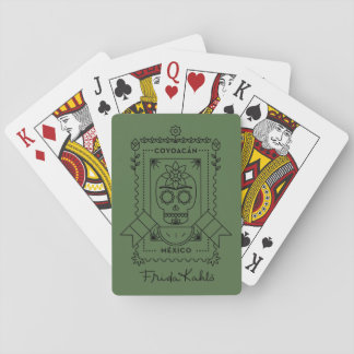 Frida Kahlo | Coyoacán Poker Deck