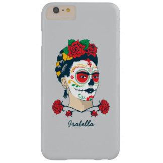 Frida Kahlo   El Día de los Muertos Barely There iPhone 6 Plus Case