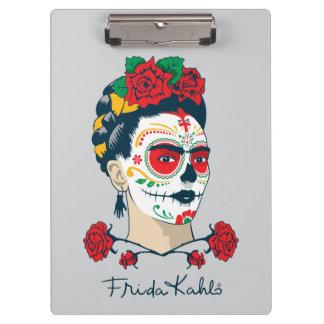 Frida Kahlo | El Día de los Muertos Clipboard
