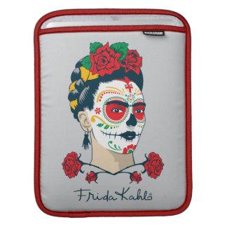 Frida Kahlo   El Día de los Muertos iPad Sleeve