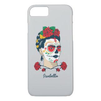 Frida Kahlo | El Día de los Muertos iPhone 8/7 Case