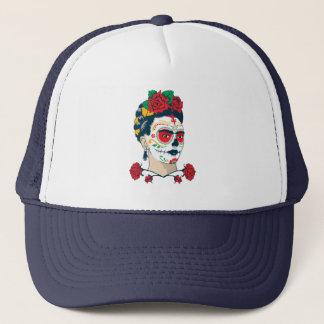 Frida Kahlo | El Día de los Muertos Trucker Hat