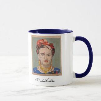 Frida Kahlo en Coyoacán Portrait