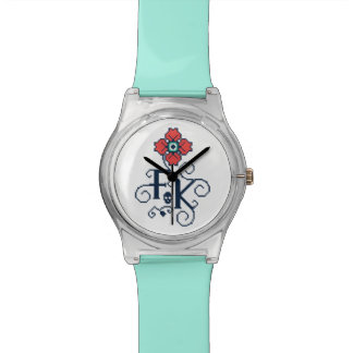 Frida Kahlo | Floral Tribute Wristwatches