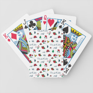 Frida Kahlo | Heart of Mexico Bicycle Playing Cards
