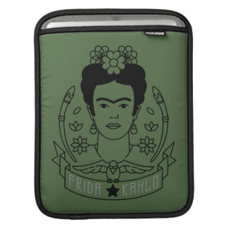 Frida Kahlo | Heroína iPad Sleeve