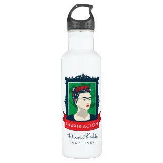 Frida Kahlo | Inspiración 710 Ml Water Bottle