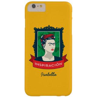Frida Kahlo | Inspiración Barely There iPhone 6 Plus Case