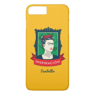 Frida Kahlo | Inspiración iPhone 8 Plus/7 Plus Case