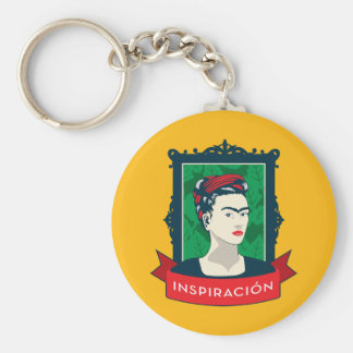 Frida Kahlo | Inspiración Key Ring
