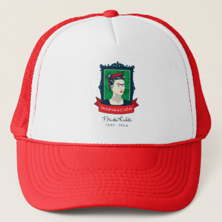 Frida Kahlo | Inspiración Trucker Hat