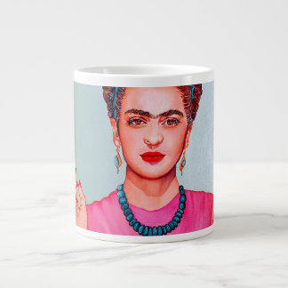 FRIDA KAHLO LARGE COFFEE MUG
