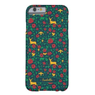 Frida Kahlo   Life Symbols Barely There iPhone 6 Case