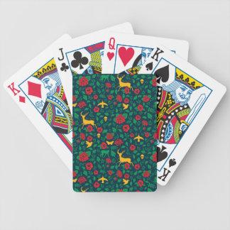 Frida Kahlo   Life Symbols Bicycle Playing Cards