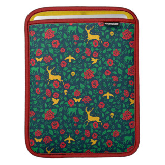 Frida Kahlo | Life Symbols iPad Sleeve