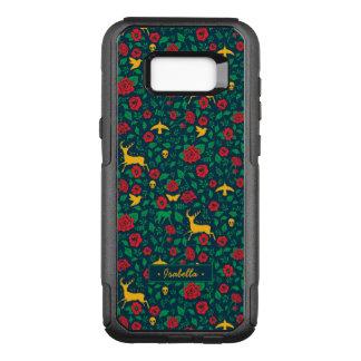 Frida Kahlo | Life Symbols OtterBox Commuter Samsung Galaxy S8+ Case