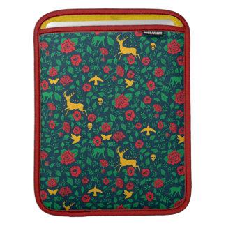 Frida Kahlo | Life Symbols Sleeve For iPads