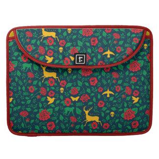 Frida Kahlo | Life Symbols Sleeve For MacBooks