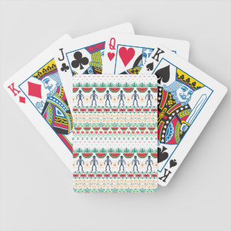 Frida Kahlo   Mexican Graphic Bicycle Playing Cards