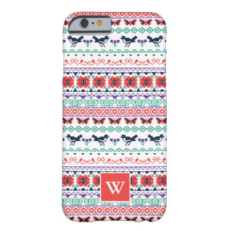 Frida Kahlo | Mexican Pattern Barely There iPhone 6 Case