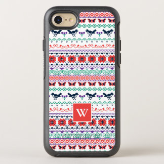 Frida Kahlo | Mexican Pattern OtterBox Symmetry iPhone 8/7 Case