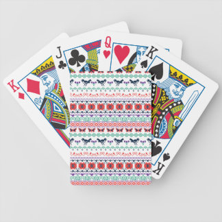 Frida Kahlo | Mexican Pattern Poker Deck
