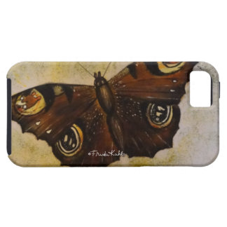 Frida Kahlo Painted Butterfly iPhone 5 Case