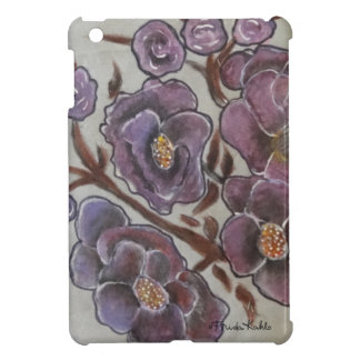 Frida Kahlo Painted Flowers iPad Mini Cover