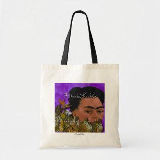 Frida Kahlo Pasion Por La Vida 2 Canvas Bag