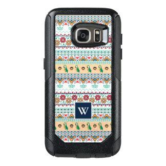Frida Kahlo   Patrón de Colores OtterBox Samsung Galaxy S7 Case