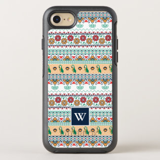 Frida Kahlo | Patrón de Colores OtterBox Symmetry iPhone 8/7 Case