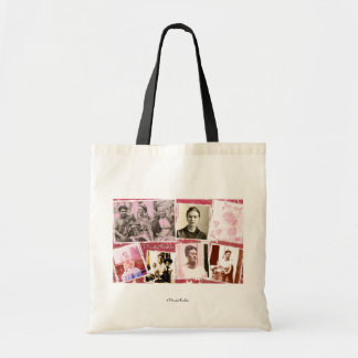 Frida Kahlo Photo Montage Tote Bag