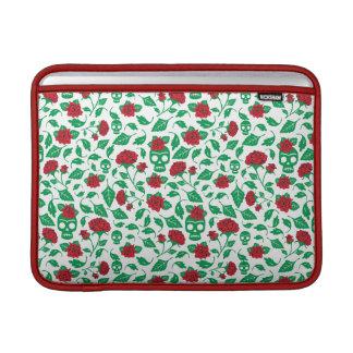 Frida Kahlo | Skulls & Roses MacBook Air Sleeves