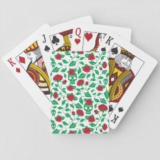 Frida Kahlo | Skulls & Roses Playing Cards