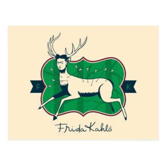 Frida Kahlo | The Wounded Deer Postcard