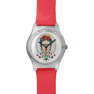 Frida Kahlo | Vintage Floral Watch