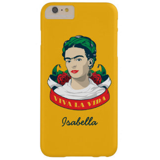 Frida Kahlo | Viva la Vida Barely There iPhone 6 Plus Case