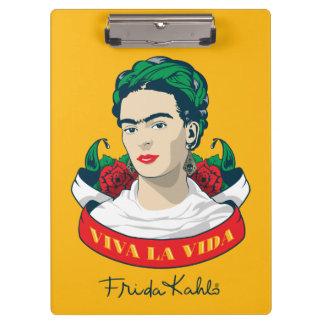 Frida Kahlo | Viva la Vida Clipboard