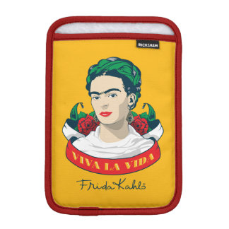 Frida Kahlo | Viva la Vida iPad Mini Sleeve