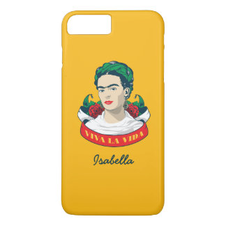 Frida Kahlo | Viva la Vida iPhone 8 Plus/7 Plus Case