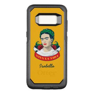 Frida Kahlo | Viva la Vida OtterBox Commuter Samsung Galaxy S8 Case