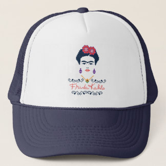 Frida Kahlo | Viva Mexico Trucker Hat