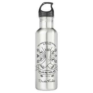 Frida Kahlo | Wings to Fly 710 Ml Water Bottle
