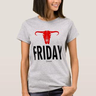 Friday & Bull by VIMAGO T-Shirt