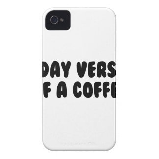 Friday Coffee iPhone 4 Case-Mate Case