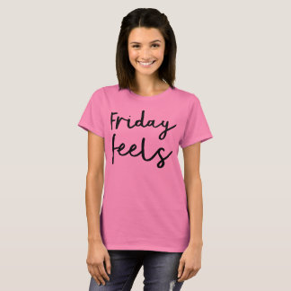 friday feels light t-shirt