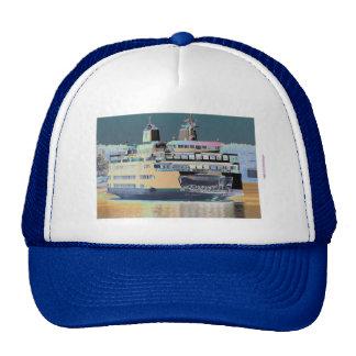 Friday Harbor Ferry San Juan Island - The Samish Cap